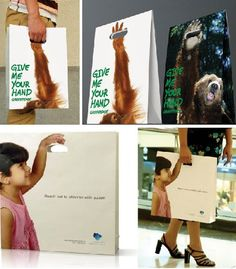 Great In The Sack: 15 Weird & Wonderful Shopping Bags