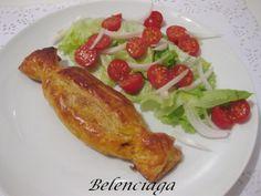 Empanada de carne en versión infantil Belenciaga