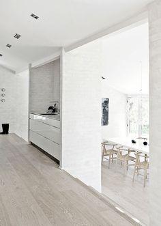 Fredensborg House - floorboards