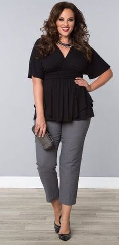 Try Dia&Co 2018 outfit inspiration. Beautiful curvy girl outfits sent right to your door. Dia&Co is a personal styling service for plus sized women sizes 14-32. $20 styling fee that goes to wards any purchase! Gorgeous clothing personalized to fit your needs. Click pic and try it out! You won't be disappointed...#Sponsored #Dia&Co