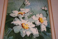 #Vintage #flowers artwork