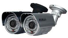 "700 TVL Bullet Camera ,1/4"" sensor,3.6mm Fixed Lens CMR5372-CM - auctionsecuritycameras.com"