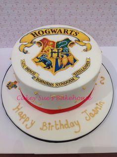 Hogworts cake