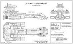 Image result for stargate universe destiny blueprints