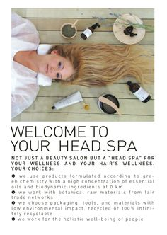 Welcome to your #headspa