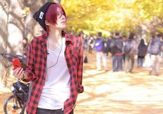 One advantage of flat-chested-ness: crossplay looks moar natural. :3 ...I MEAN, LOOK AT THIS BEAUTIFUL PIECE OF ASS-- I MEAN RIN MATSUOKA COSPLAY!! T'is muy bonito. >w<