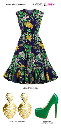 #vintagedress #vintage #vintagestyle #vintagedress #vintage #vintagestyle #dress #retro #vintagedresses #outfitoftheday #heels #shoes #heelsaddict Fashion Gal, Only Fashion, Unisex Fashion, Rockabilly Style, Rockabilly Fashion, Burlesque Dress, Corsets Online, 1950s Clothes, Plus Size Corset