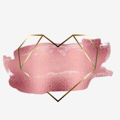 Rose Gold Wallpaper, Phone Wallpaper Images, Flower Background Wallpaper, Logo Background, Geometric Background, Wallpapers, Instagram Frame, Instagram Logo, Pink And Gold Background
