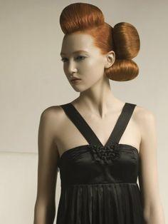 Hair by Marjorie Clarke