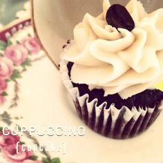 Cuppuccino cupcake!