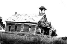 Photo by: Debra Bates-Lamborn from Leavenworth, KS U.S. Highway 36 West of Hiawatha The one-room school houses of Kansas are slowly fading into the dust, this is one of the few remaining.....