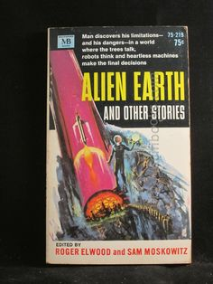 Vintage scifi from scifibooks.com - $9.00. Spread the word and help Save the SciFi.