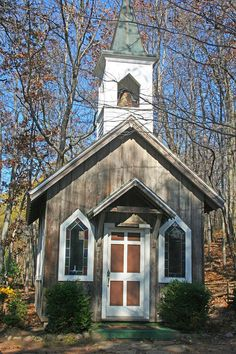 Little Church In The Woods