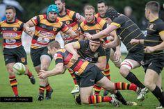 Harrogate Rugby Union Football Club  Yorkshire Cup Winners 2016