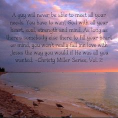 Christy Miller series. Love these books. My fav series. Such a beautiful true statement