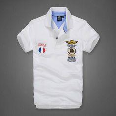 Aeronautica Militare Polo Shirts For Men