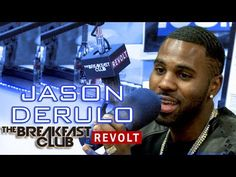 JASON DERULO TALKS JORDIN SPARKS, BEING HAITIAN, MARRIAGE AND MORE AT THE BREAKFAST CLUB - POWER 105.1