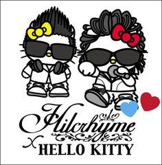 Hilcrhyme x Hello Kitty