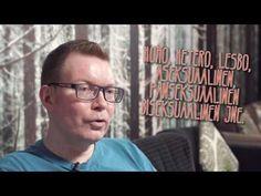 Mitä seksuaalisesta suuntautumisesta pitäisi tietää? - YouTube Glass, Youtube, Drinkware, Corning Glass, Youtubers, Yuri, Youtube Movies, Tumbler, Mirrors