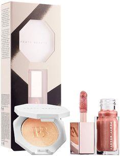 Amazon.com : Fenty Beauty by Rihanna - Bomb Baby Mini Lip and Face Set : Beauty