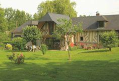 Gites du pays d auge: La Chancellerie, gites et chambres d hotes - Deauville - Lisieux - Pont l Eveque - Normandie