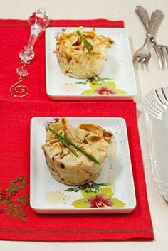 Sformatini di pane carasau Un modo originale e divertente per cucinare con il pane carasau