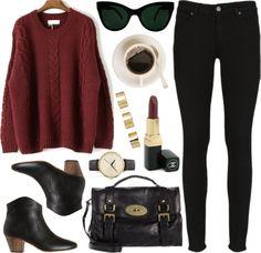 polyvore, fashion, style, Paige Denim, Mulberry, Nixon, ASOS, Norma Kamali, Chanel, Isabel Marant,