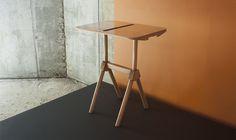 3.14 / desk | side table - by studio gud