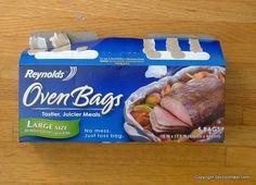 Reynolds Oven Bags make excellent vapor barrier socks for very cold winter hiking
