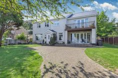 4 bed detached house for sale in Pen Y Ffridd, Llandudno, Conwy, Ty Capel Find Property, Property For Sale, Flats For Sale, Detached House, Mansions, House Styles, Bed, Home Decor, Decoration Home