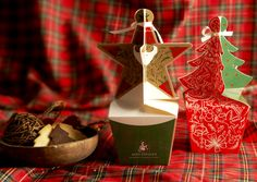 Christmas package by kaun-chen chen, via Behance