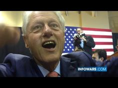 Bill Clinton Admits Hillary-Soros Connection After Trump Protest | RedFlag News | Video