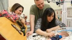 2013.05.03 - Music therapy may help premature babies