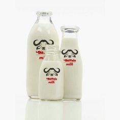 #milk #bottle #buffalo #london