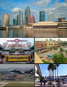 Tampa, Home of cuban sandwiches, gasprilla, beaches, and way too many Cacciatores!!!!!!!!!!!!!!!!!!!!!!!!!!!!!!!!!!!!!!!!!!!!!!