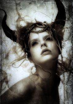 Moritas, goddess of Death.