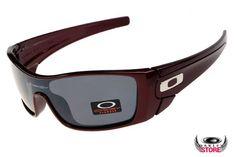 31935d31ef33f Discount Oakley Batwolf Brown Frame Black Lens Oakley Eyewear