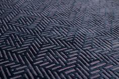 a dark and moody geometric #josephcarinicarpets #darkandmoody #linesandshapes #geometricpatterns #underyourfeet