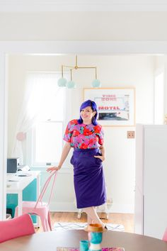 A Cozy Cali Rental as Colorful & Quirky as the Photographer Who Calls It Home