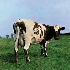 Pink Floyd - Atom Heart Mother, 1970
