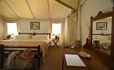 Luxury Camping at the Sher Bagh in Ranthambhore, India | Estate Weddings and Events