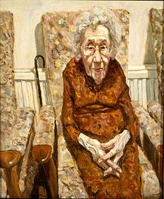 """Ethel from Warrington"" -- Stuart Pearson Wright"