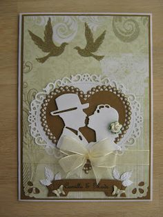 Wedding - bryllupskort