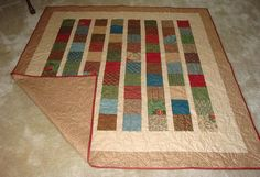 2 charm packs - This is the quilt pattern I need to make with my charm packs, but there isn't one on this site.