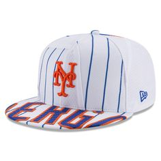 e1ec98db3 Men's New York Mets Noah Syndergaard New Era White Player Authentic Jersey  V3 9FIFTY Snapback Adjustable