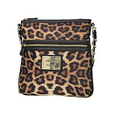 19d8c8e9ef47 Buy nicole by Nicole Miller Randy Crossbody Bag today at jcpenneycom You  deserve great deals and
