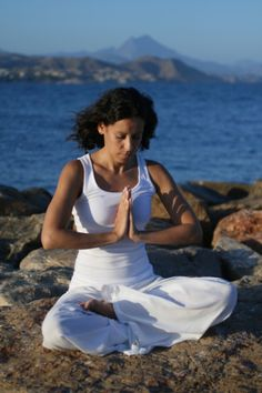 #15 Meditation / sitting quietly / and not trying to figure out problems is proven to promote health, well~being, and  serenity.