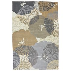 American Rug Craftsmen Madison Cherokee Rose Dark Butter Rug (5'3 x 7'10) | Overstock.com Shopping - The Best Deals on 5x8 - 6x9 Rugs