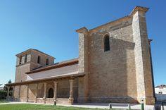 Iglesia de San Nicolás de Bari en Sinovas