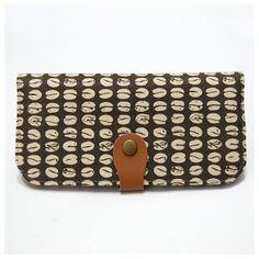 Handmade Bifold Wallet Long Wallet